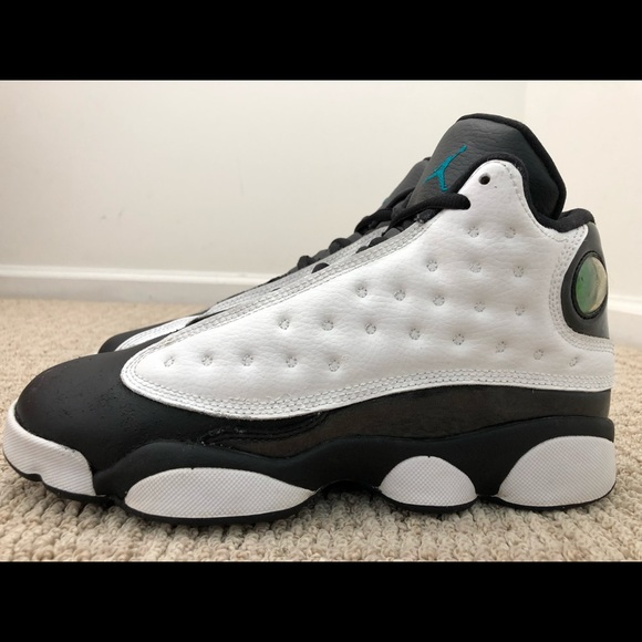 more photos 3a8c3 ae8a0 Jordan Other - Jordan retro 13 Grey toe custom sz 7
